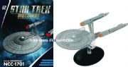Star Trek Discovery Starships Collection #12 USS Enterprise NCC-1701 Starship Eaglemoss